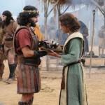 O jovens Davi e Jonas