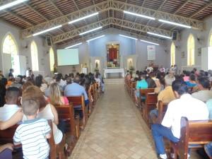 Paróquia São João Batista 2 interna