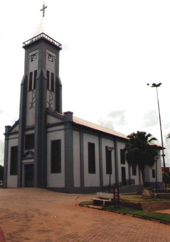 SÃO JOÃO BATISTA DE ALVARES FLORENCE