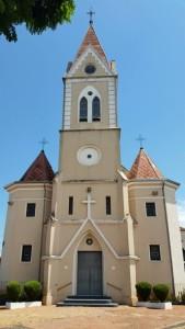Paróquia São Benedito e Nossa Senhora do Líbano