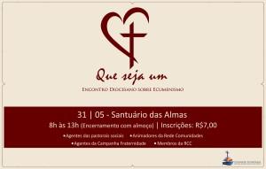 COMISSÃO ECUMÊNICA_CARTAZ