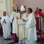 Dedicação da Capela de São José Operário