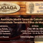 Feijoada Beneficente Madre Teresa