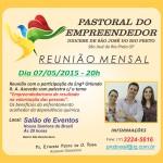 Pastoral do Emprendedor