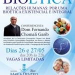 II Fórum de Bioética com Dom Fernando Chomali Garib