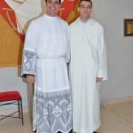Missa no Seminário Maior Diocesano