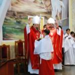 Crisma na Paróquia São Pedro em Ubarana