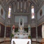 Sagração da Igreja São Benedito em Nova Granada