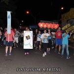 Caminhada com Maria em Neves Paulista