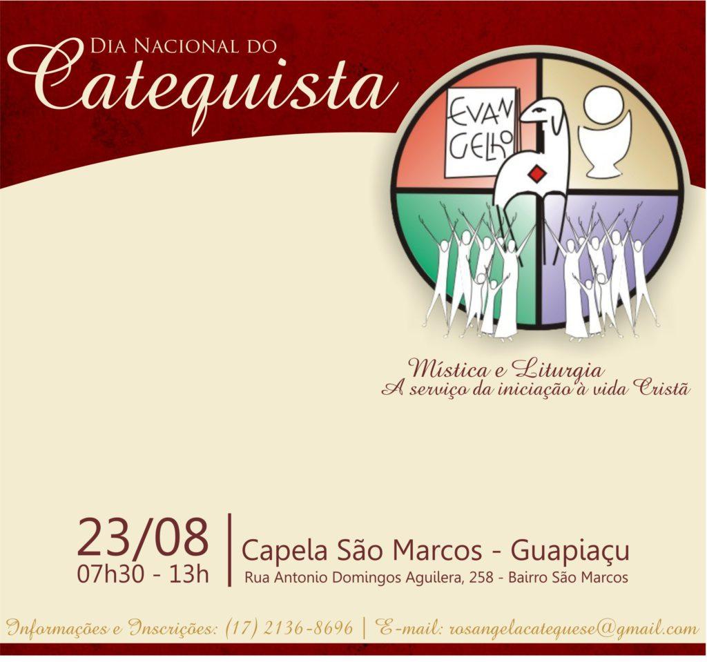 DIA NACIONAL DO CATEQUISTA
