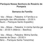 NOSSA SENHORA DO ROSÁRIO DE POMPEIA