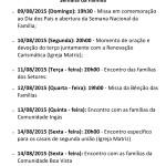 São Benedito – Nova Granada