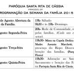 Santa Rita de Cássia – Mirassol