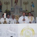 Missa no Instituto Missionário Coração Imaculado de Maria