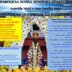 Paróquia Nossa Senhora Aparecida – Neves Paulista