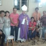 Visita à Comunidade de Machados