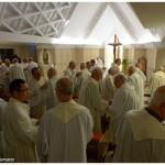 Papa: ser cristão é ser testemunha de Jesus Cristo