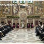Papa aos diplomatas