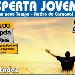 Retiro espiritual para jovens no Carnaval