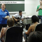 Grupo de Oração no Hospital de Base