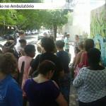 Grupo de oração no Ambulatório