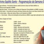 DIVINO ESPÍRITO SANTO – SÃO JOSÉ DO RIO PRETO