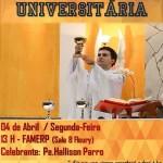 Santa Missa Universitária