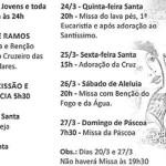 SÃO BENEDITO E NOSSA SENHORA DE FÁTIMA – VOTUPORANGA
