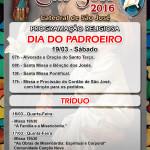 Catedral celebra a Festa do padroeiro