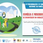 Santuário de Aparecida sediará 8ª Peregrinação e 6º Simpósio Nacional da Família