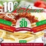 10º Jantar Italiano