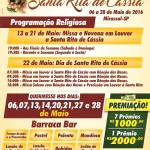 23ª Festa de Santa Rita de Cássia