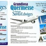 Grandiosa Quermesse na Paróquia Santa Edwiges