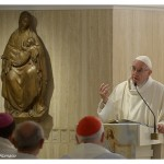 Papa: ataques e perseguição, o preço do testemunho cristão