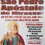 87ª Festa de São Pedro