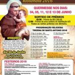Festa em louvor a Santo Antônio