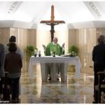 """Francisco: Deus fala no silêncio """"sonoro"""""""