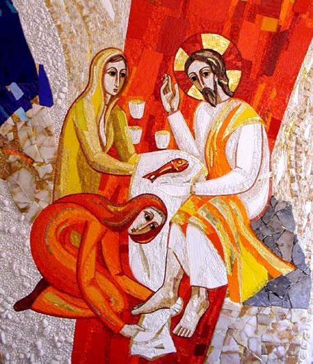 um-gesto-humano-de-amor-jesus-com-marta-e-maria-refeitorio-do-centro-aletti-roma