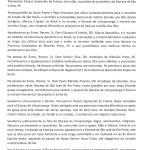 Anúncio da criação da Diocese de Votuporanga