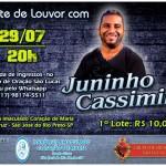 Noite de Louvor com Juninho Cassimiro