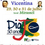 Mirassol realiza Jornada da Juventude Vicentina