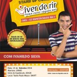 RCC promove Stand up comedy