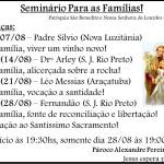 Lourdes – São Benedito e Nossa Senhora de Lourdes