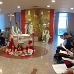 Colaboradores da CNBB celebram Mês Vocacional