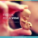 O aborto é a violação do direito à vida do nascituro