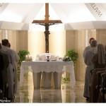 Rezar pela unidade na raiz da Igreja!