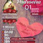 Paróquia Santa Terezinha celebra a padroeira