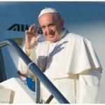 Papa na Suécia: do conflito à comunhão