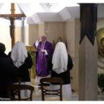 Papa em Santa Marta