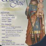 Catedral de São José divulga programação da Festa em louvor ao padroeiro